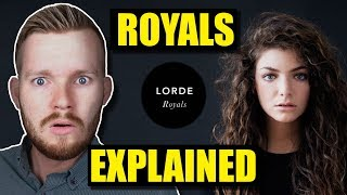 """Royals"" by Lorde Will Make You Think!!! 