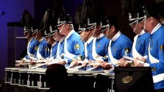 Little Drummer Boy Snare Drumline Encore Performance