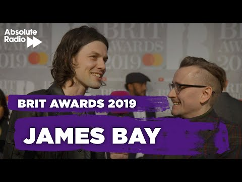 James Bay BRITs 2019 - Playing with Ed Sheeran but not The Darkness