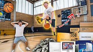 Make the Trick Shot, Win a $10,000 Shopping Spree