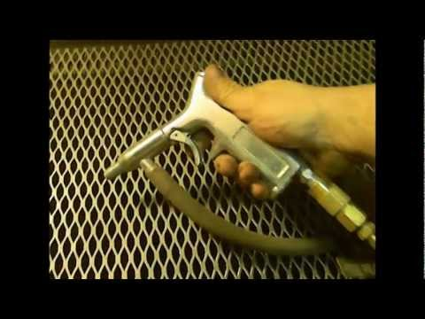 Introduction to Sandblasting / Part 1