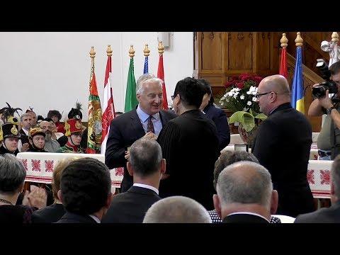 Tanévnyító ünnepség a Beregszászi Református templomban.2018.09.10.