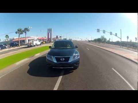 N8123 2013 Nissan Pathfinder SV. Промо-видео