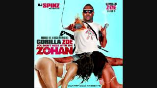 Gorilla Zoe- Let me eat