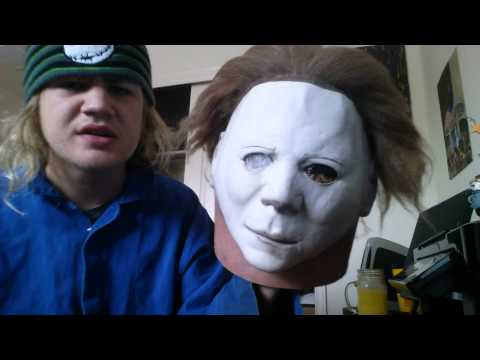 All my halloween masks (Reviews)