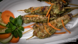 চিকেন স্টিক কাবাব | Bangla Chicken Stick Kebab Recipe | Kabab