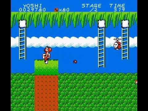 Super Mario Evolution - Foxy plays Vizzed.com Play - User video