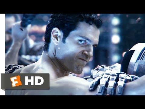 Justice League (2017) - Superman vs. the Justice League Scene (5/10)   Movieclips thumbnail