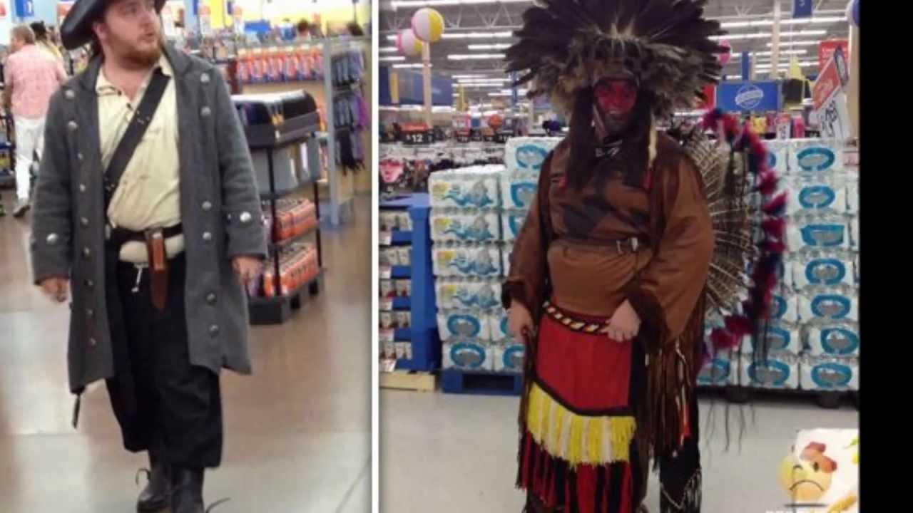 Funny People of Walmart - Las Vegas - YouTube