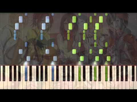 jiyuu no tsubasa sheet music pdf