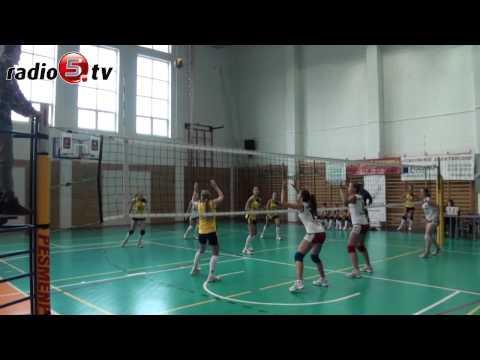 Rozpoczął Się Turniej Siatkówki Dziewcząt
