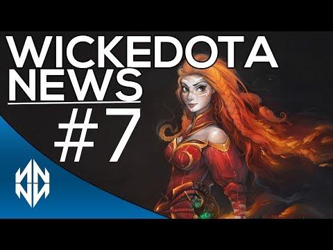 Wick3DOTA News (Noticias) (Eng. Subs CC) - Ep. 7