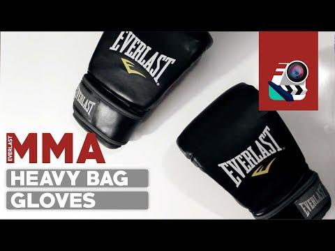 Everlast MMA zsákoló kesztyű termékbemutató videó