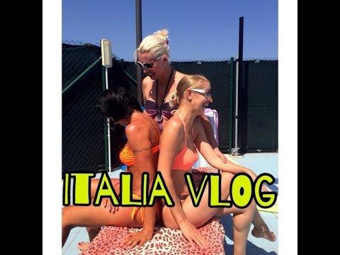 VLOG  ЗАСТОЛЬЕ У АНЖЕЛЫ  ITALIA PISA
