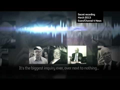 AUDIO: Rupert Murdoch tape - listen to the secret recording