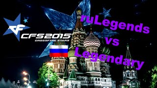 CFS Russia NF | ruLegends  vs Legendary