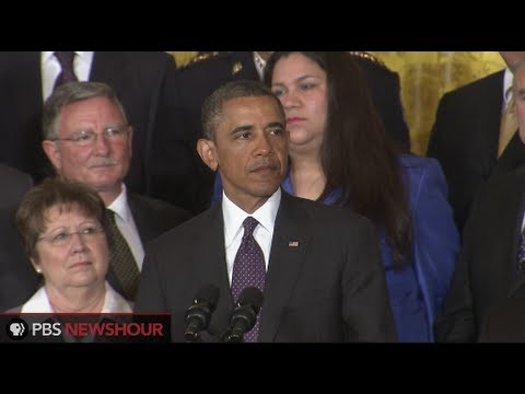 Watch President Obama's Remarks Calling for Senate to Pass Immigration Reform Bill