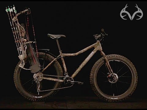 The Cogburn Cb4 Bike In Realtree Xtra 174 Camouflage Youtube