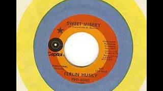 Watch Ferlin Husky Sweet Misery video