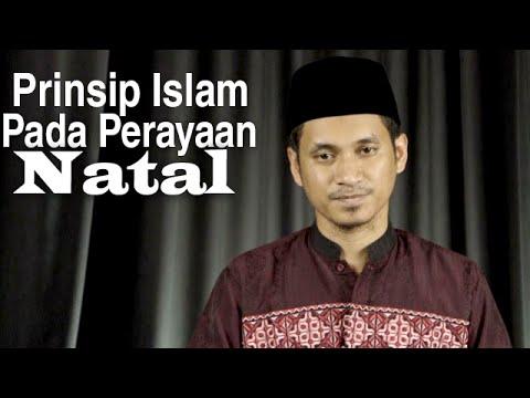 Ceramah Singkat: Prinsip Islam Pada Perayaan Natal - Ustadz Abduh Tuasikal