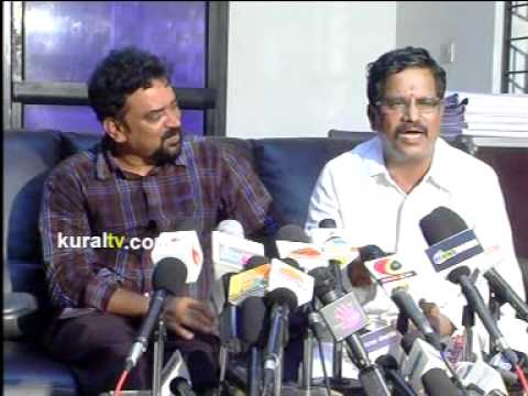 Santhosh Sivan And Kalaipuli.S.Thanu Speaks About Urumi