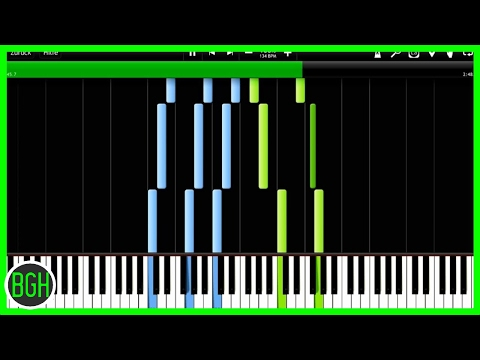 Narnia Soundtrack the Battle - Piano Cover   Tutorial video