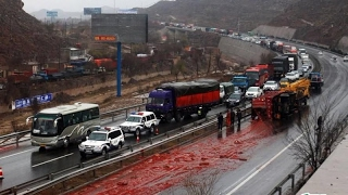 Car Crash) very Shock dash camera 2017 NEW By Top Speed Motor HD (673) HD