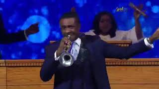 Nathaniel Bassey's Ministration at Spirit Life Conference, HoTR