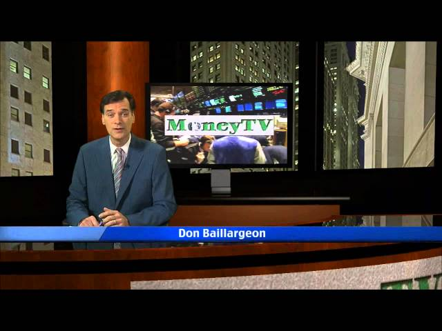 California Dry Because Politicians Are All Wet- MoneyTV with Donald Baillargeon