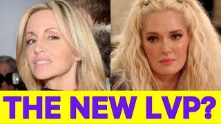 JUICY NEWS: Erika Jayne Hints Camille Grammer Is The New LVP? #RHOBH Season 9 Episode 13 Recap