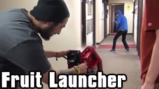 Fruit Launcher