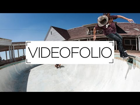 Who's got an empty pool to shred? | Josh Henderson's Videofolio