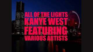 all of th lights remix