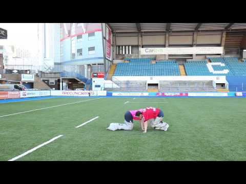 Cardiff Blues 5 Day Challenge - Day 5