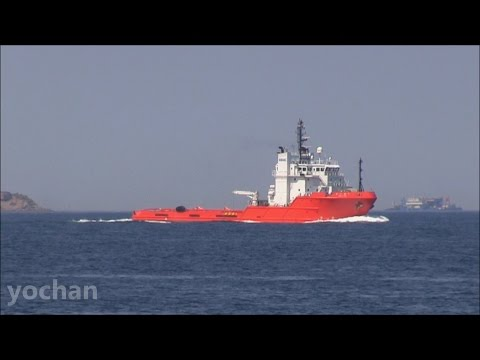 Offshore Multi-Purpose Work Vessel: KAIYU (OFFSHORE OPERATION, IMO: 9344576)