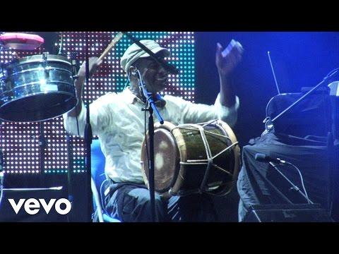 Juan Luis Guerra - Solo de Percusion (Live)