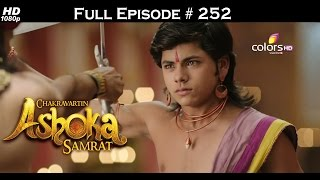 Chakravartin Ashoka Samrat - 13th January 2016 - चक्रवतीन अशोक सम्राट - Full Episode(HD)