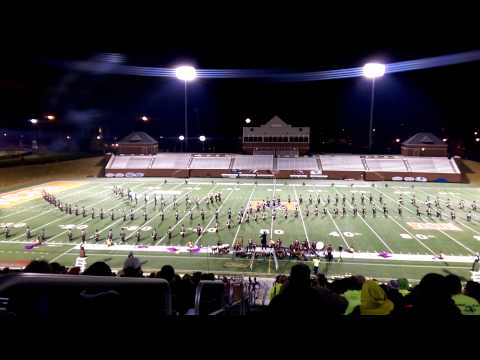 Lakeside High School marching band, Evans Georgia