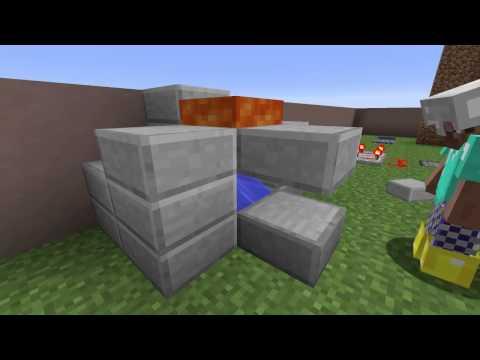 Minecraft İcatları - Bölüm 1 - İlk İcatlar İyidir.