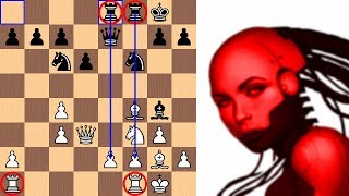 Artificial Intelligence Leela Chess Zero vs World's Best Chess Engine Stockfish