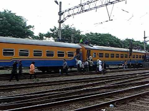 Kereta Api Patas Purwakarta, Gajayana & Parahyangan Tambahan @ Jatinegara