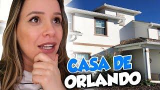 TOUR PELA CASA DE ORLANDO