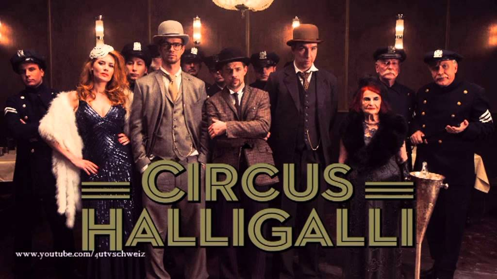 Circus Halli Galli Theme - Tittellied - YouTube