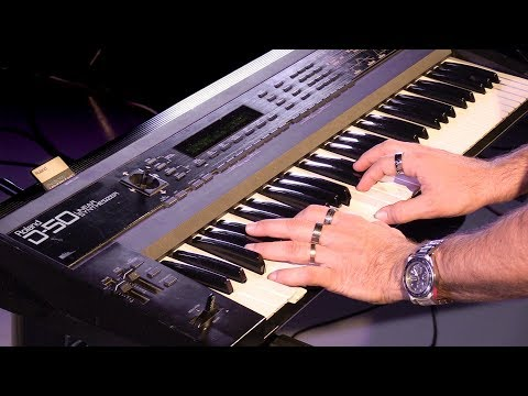Roland D-50 Synthesizer: Famous Sounds