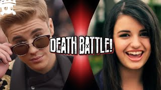 Justin Bieber vs Rebecca Black | DEATH BATTLE! sub español