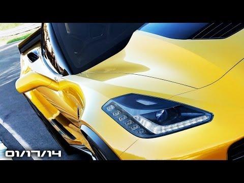 Corvette Z06X. Infiniti Roadmap. Cadillac ATS-V. Lighter Jeep Wrangler. & Rapid Fire News!