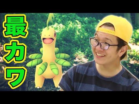 【ポケモンGO攻略動画】【ポケモンGO】ARモードの本気を見た!マジかわベイリーフや美麗写真を紹介!【Pokemon GO】  – 長さ: 4:43。