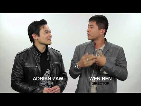 Actor Adrian Zaw & Director Wen Ren Movie Screening -  Feb. 16th, 2014 @ 3pm