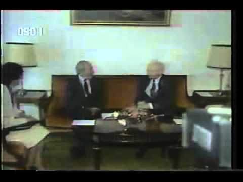 CNN News - Eduard Shevardnadze  - Geneva,1987