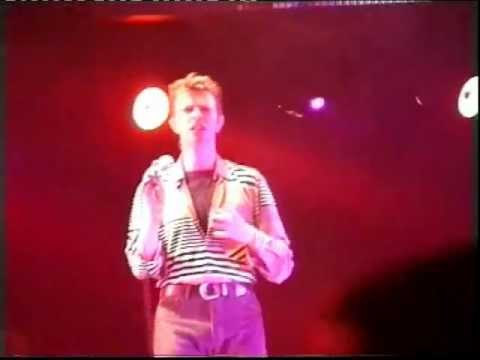 David Bowie -  Teenage Wildlife live Birmingham 13.12.1995